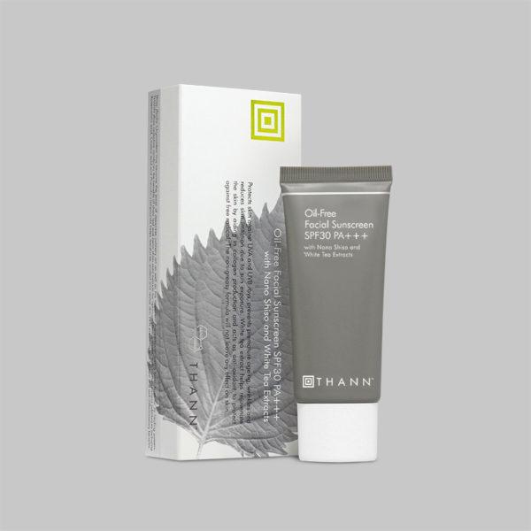 Солнцезащитный крем для лица SPF30 40 г.