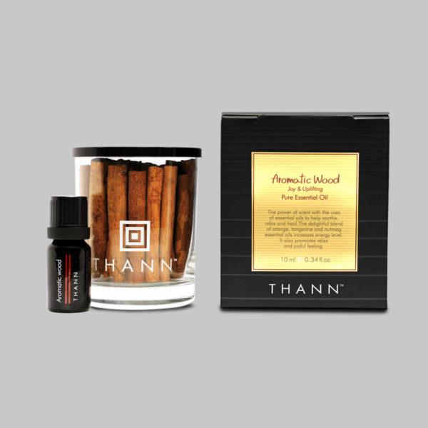 Aromatic Wood 100% Натуральное эфирное масло (10 мл)