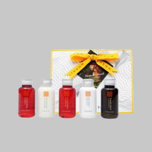 Aromatic Wood Дорожный набор средств по уходу за волосами и телом