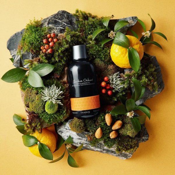 Eastern Orchard Ароматическое масло для душа и массажа